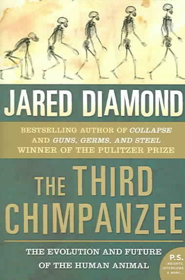 The Third Chimpanzee By Diamond, Jared