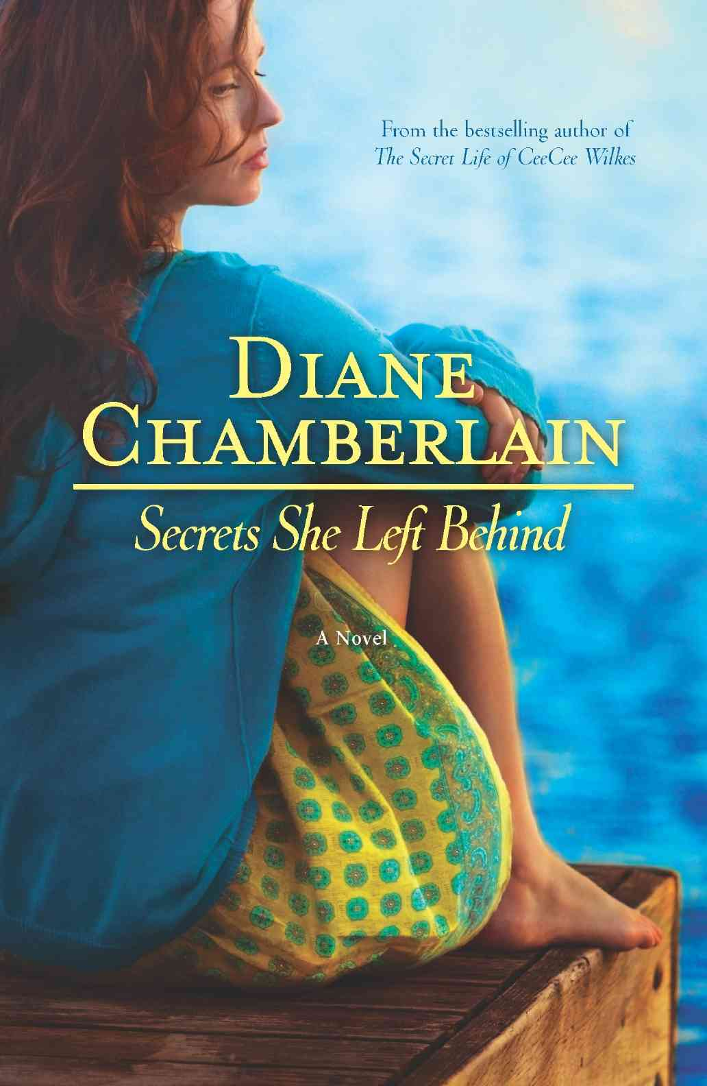 Secrets She Left Behind By Chamberlain, Diane
